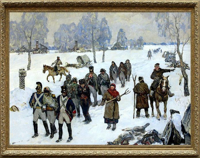 Народ России во время Отечественной Войны 1812 года и Великой Отечественной Войны. Психологический аспект