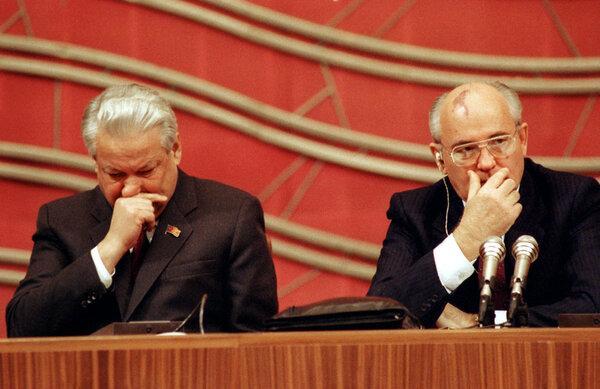 От чего Ельцин освободил Россию 12 июня?