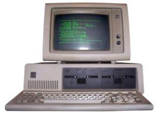 Тридцать восемь лет назад, 12 августа 1981 года компания IBM выпустила первый персональный компьютер IBM 5150