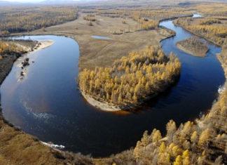 Как в СССР реки поворачивали, поворачивали, да не повернули