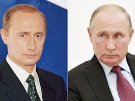 Путин: человек в маске